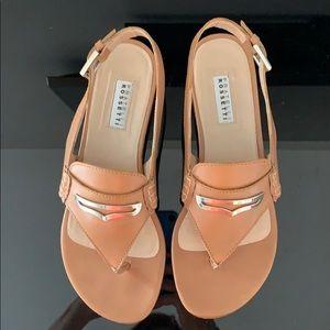 Fratelli Rosetti beige sandals